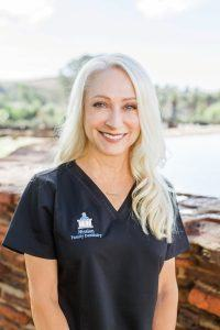 Bonnie, dental hygienist at Mission Family Dentistry