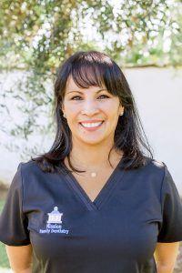 Martha, lead dental hygienist at Mission Family Dentistry