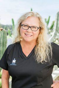 Tricia, office manager at Mission Family Dentistry
